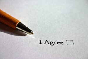 Разработка пользовательского соглашения для интернет-магазина